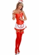 5-Piece Corset Nurse Costume inset 1