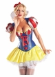 5-Piece Snow White Corset Costume inset 1
