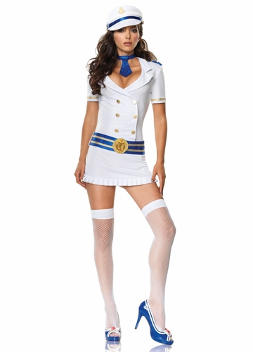Ahoy Captain Costume