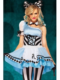 Alice in Wonderland � Mad Hatter � Queen of Hearts Costumes