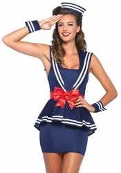 Aye Aye Amy Sailor Halloween Costume