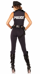Backup Officer Police Costume