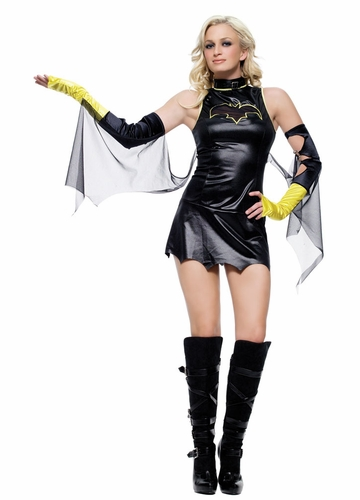 Batgirl Super Hero Costumes
