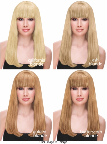 Blonde Shades Premium Salon Quality Kelly Wig