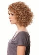 Bouncy Curl Human Hair Blend Wig inset 1
