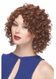 Bouncy Curl Human Hair Blend Wig inset 3