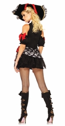 Buccaneer Babe Pirate Costume