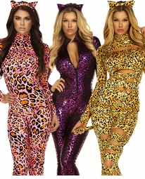 Catsuits and Catsuit Costumes