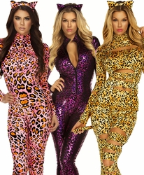 Catsuits and Catsuit Costumes, Bodysuit Costumes
