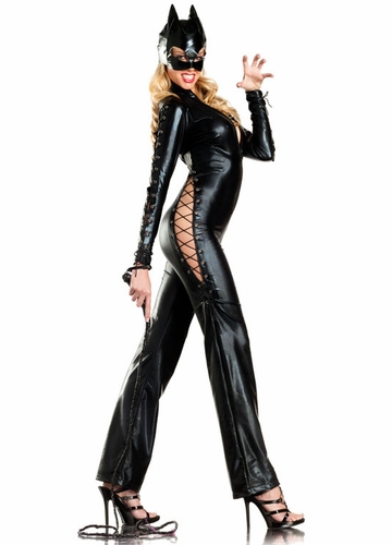 Catwoman Catsuit Costume