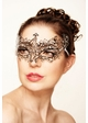 Chiara Masquerade Mask with Crystals inset 2