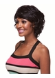 Chic Short Hair Wig inset 1