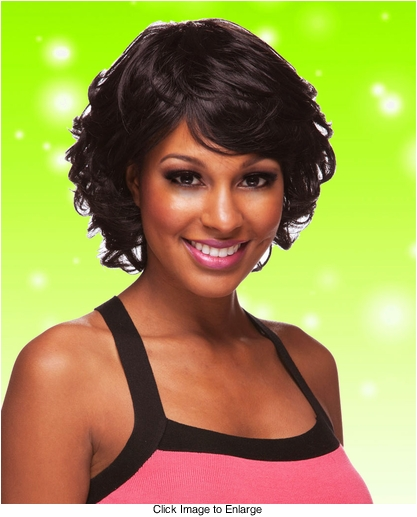 Chic Short Hair Wig