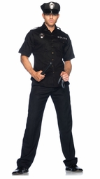 Cop Police Costume for Men