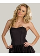 Costumes-2-in-1 Reversible Stretch Knit Corset inset 1