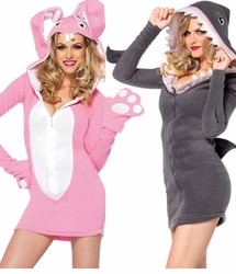 Cozy Fleece Costumes