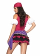 Crystal Ball Gypsy Girl Costume inset 1