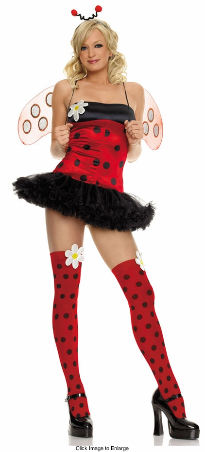 Daisy Bug Sexy Halloween Costume from Leg Avenue