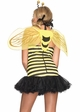 Daisy Bumble Bee Halloween Costume inset 1