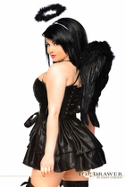 Dark Angel Corset Costume