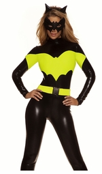 Dark Nights Superhero Costume
