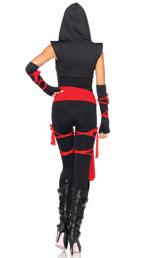 Deadly Ninja Costume