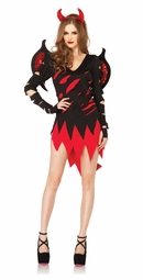 Devious Devil Costume