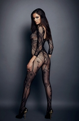 Diamond Lace Bodystockings