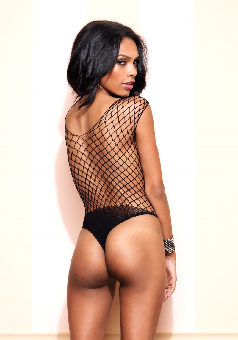 Diamond Net Bodysuit