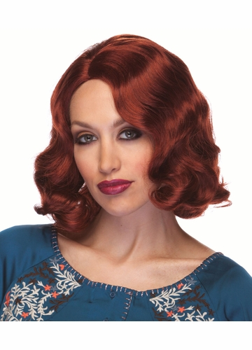 Dramatic Finger Wave Wig Eternity