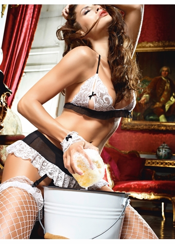 Dream French Maid Lingerie Costume
