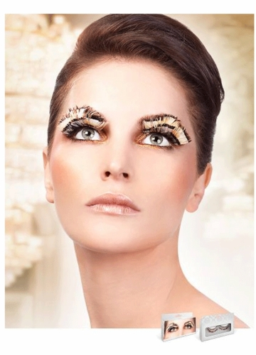 False Eyelashes -Couture Feather Lashes