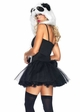 Faux Fur Playful Panda Costume inset 1