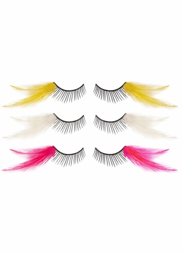 Feather Fake Eyelashes