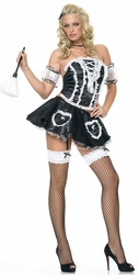 Fifi French Maid Costumes
