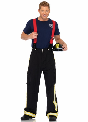 Fire Fighter Costume for Men