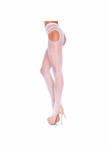 Fishent Suspender Pantyhose