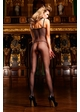 Fishnet Bodystocking with Spaghetti Straps inset 1