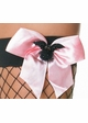 Fishnet Stockings with Bows and Bats inset 1