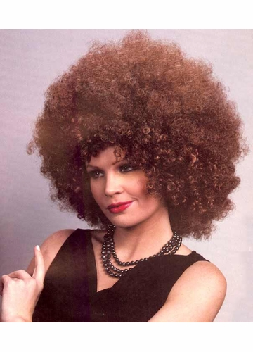 Foxy Afro Wig