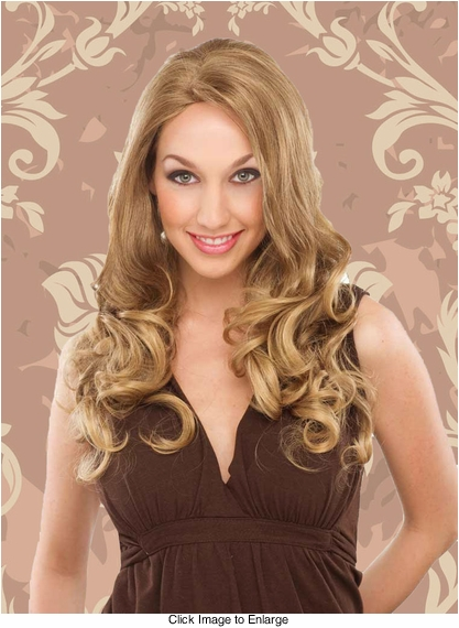 Foxy Curly Long Hair Wig