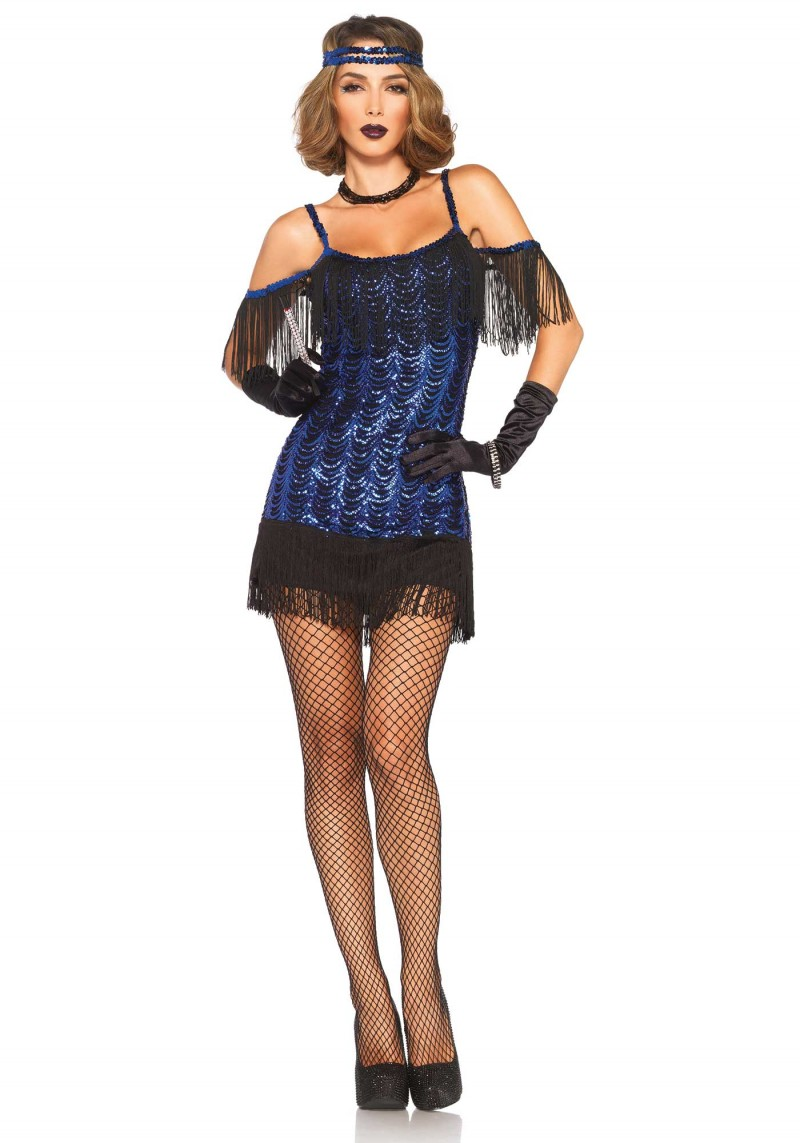 Gatsby Flapper Halloween Costume from Leg Avenue
