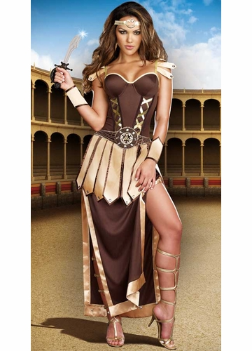 Gladiator Beauty Costume