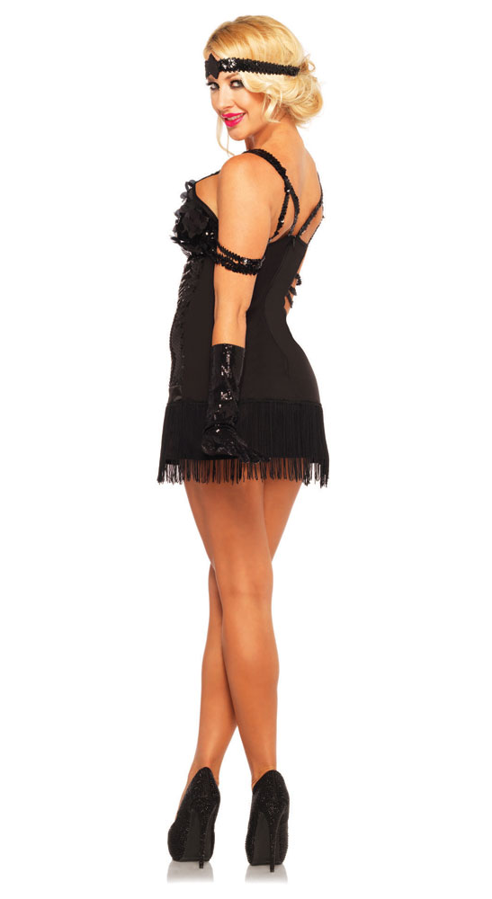 Glam Flapper Costume