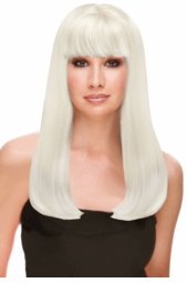 Glamour Wig in White for $29.99