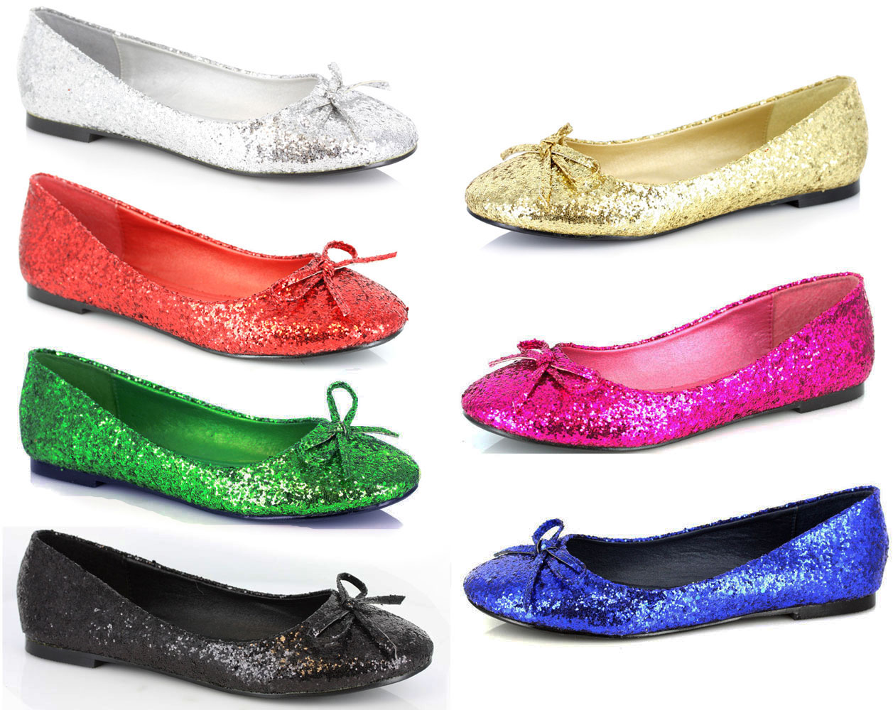 New shopping deals are here! Shop more and find amazing deals on sparkle ballet flats from several brands all in one place.