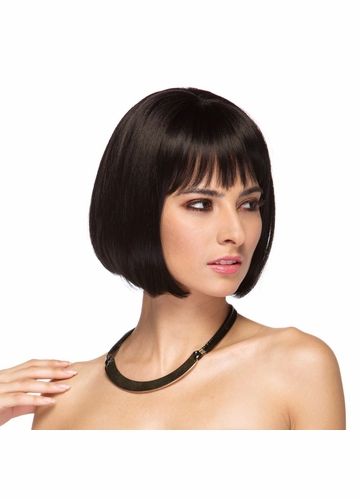 Glossy Smooth Bob Wig Lydia