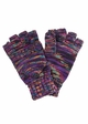 Convertible Gloves in Multi Color by CC Brand inset 1