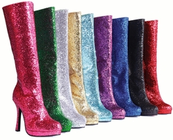 Gogo Boots and Costume Theme Boots