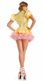 Goldilocks Corset Costume